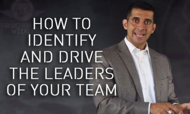 How to Identify and Drive the Leaders of Your Team